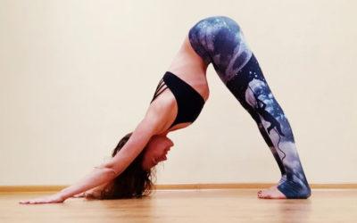 Женская йога с Олей Вознесенской