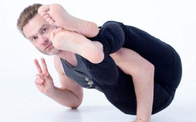 Ишвара-йога с Антоном Снежневским по субботам