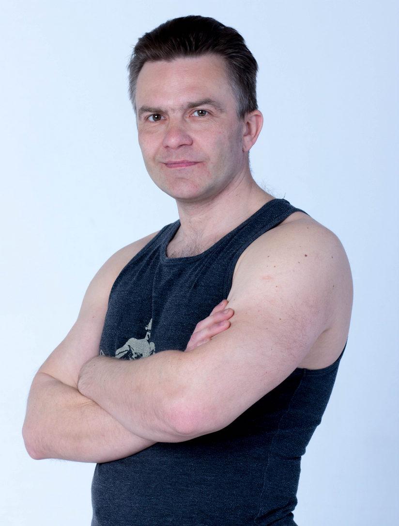 Антон Снежневский