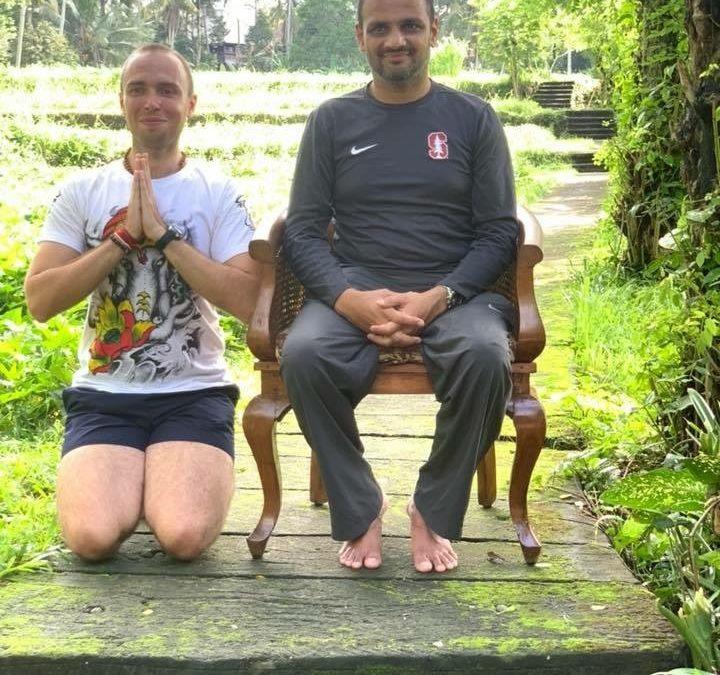 Аштанга-йога с Глебом Семаковым
