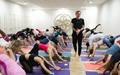 Обучение преподавателей йоги в Перми!