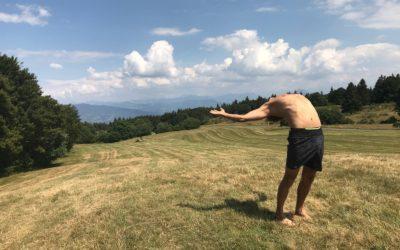 Вадим Пипич приглашает на утренние практики хатха-йоги